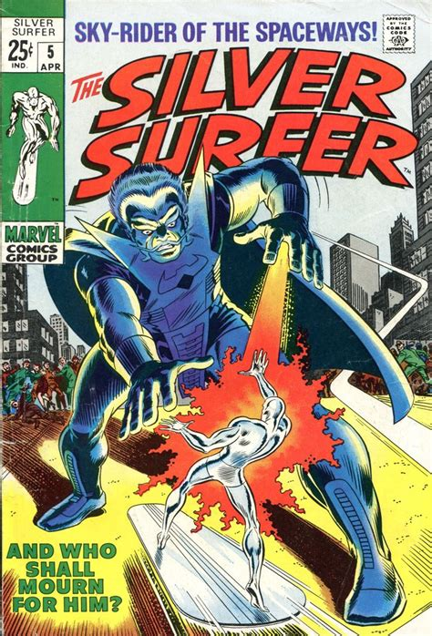 ogswampthing silver surfer  volume