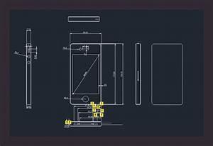 Iphone In Autocad