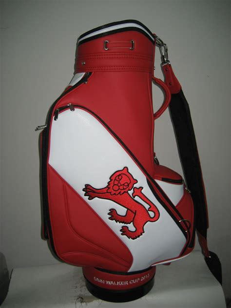 bridge golf scotland custom golf bags