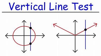 Vertical Test Line