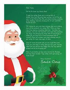 1000 images about letters from santa on pinterest With personalized letter from santa claus from rudolph express