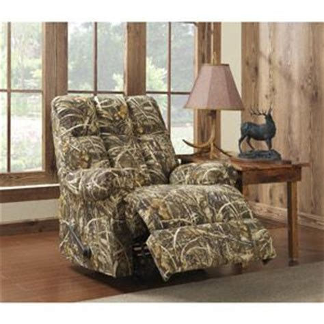 camo recliner walmart dorel living realtree camouflage rocker recliner caves