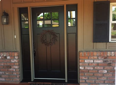 wooden front door why you need a solid wood front door for your home
