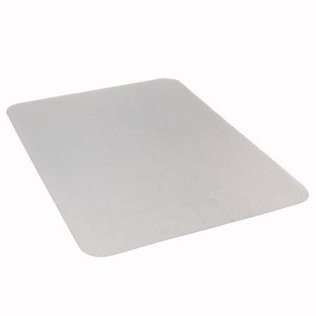 Clear Floor Mats For Hardwood Floors - rectangle chair mat for hardwood floors pvc clear floor