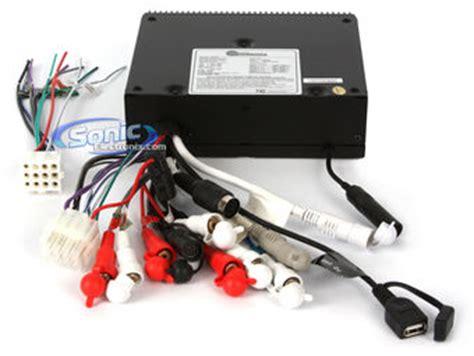 custom auto sound srms hideaway amfm car stereo  usb
