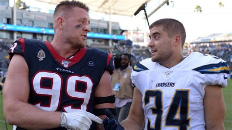 Derek Watt says it would be 'incredible' to have brothers ...
