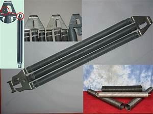 Sarl ades produits de la categorie ressorts de traction for Ressort de traction porte de garage