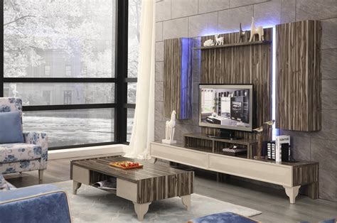 Whether you're working with a small space or just want to give your great room a more intimate vibe, a few of our favorite designers share. New Model Tv Showcase /tv Stand Wooden Furniture Design ...