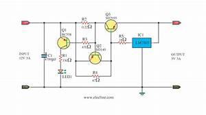 12v To 5v 3a Dc Converter Step Down Regulator Under