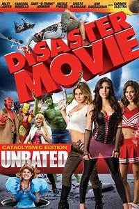 iTunes - Movies - Disaster Movie (Unrated)