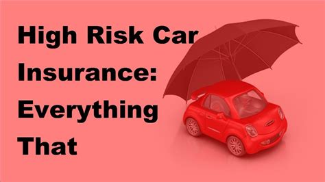 High Risk Auto Insurance - high risk car insurance everything that canadians need to