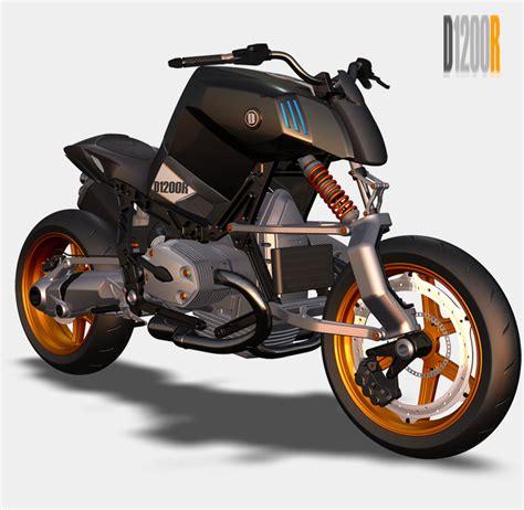 bmw bike concept bmw and roland sands show off concept 101 custom bagger