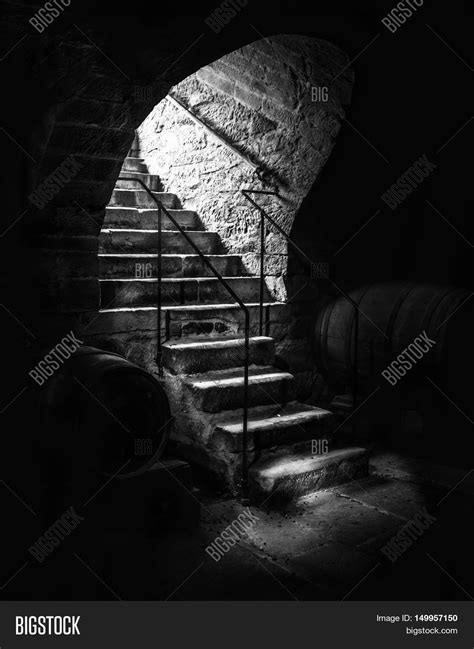 Old Cellar Staircase Image & Photo (Free Trial) | Bigstock