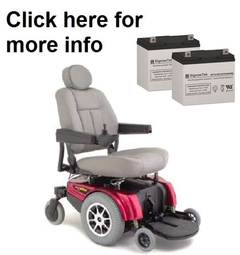 Jazzy Power Chair Battery Replacement by Pride Mobility Jazzy 1122 Power Wheelchair Battery Sp12 55