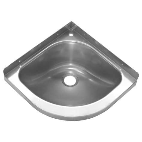 equipement cuisine commercial lavabo d angle inox pour cuisine et salle de bain