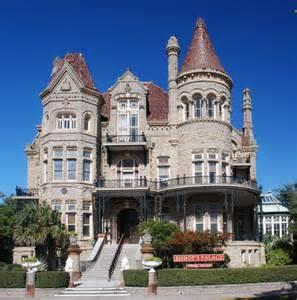 Bishop's Palace Galveston Texas