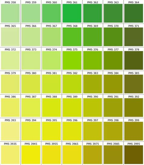 pantone 377 is a pretty good match for the green wedding misc in 2019 pantone color chart