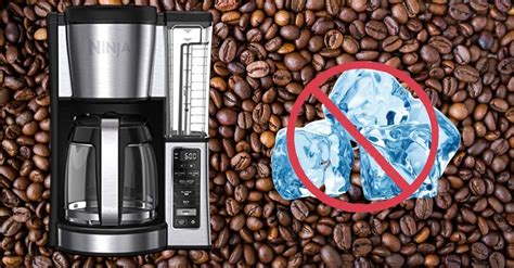 Wake upto hot coffee 24 hour programmable every ninja coffee machine comes with a permanent filter for coffee grounds and even a neat scoop that you use for measuring your ground coffee. Ninja CE251 Coffee Maker: Never have a Cold Cup of Coffee Again!