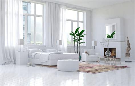 chambre design blanche déco chambre blanche en 50 belles suggestions