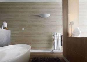 Revetement Mural Salle De Bain : revetement mural salle de bain renovation deco salle de ~ Edinachiropracticcenter.com Idées de Décoration