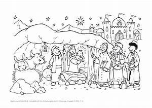 Krippe Zum Spielen : ausmalbilder hl drei k nige pfarreiengemeinschaft buchloe kirche ~ Frokenaadalensverden.com Haus und Dekorationen