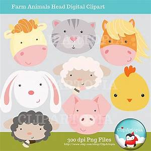 cute farm animals barn animals clipart | cute animal ...