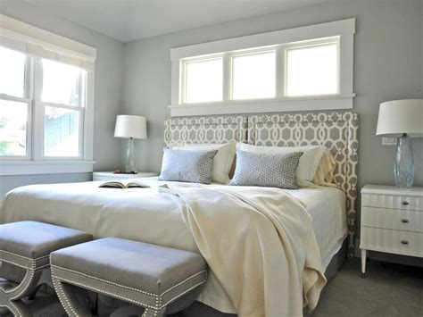 Grey, Blue White Bedrooms And Bedroom Ideas