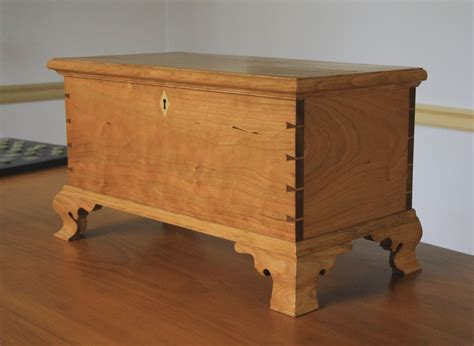 small dovetailed chest readers gallery fine