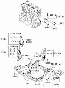 2009 Hyundai Sonata Stopper