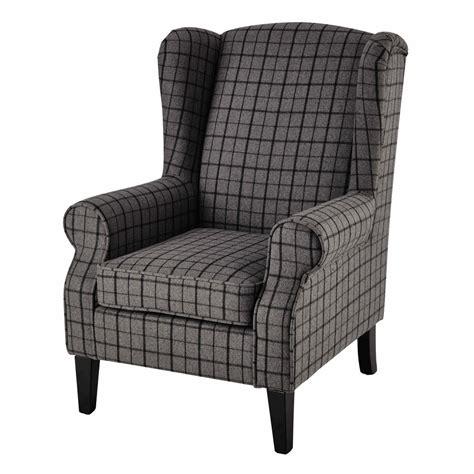 chambre fille ado ikea fauteuil en à carreaux gris scotland maisons du monde