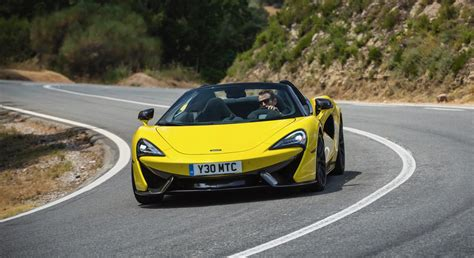 mclaren quot the only authentic sports car setup quot the market engineering boss says photos