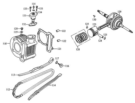 pgo bugster cylinder exploded view