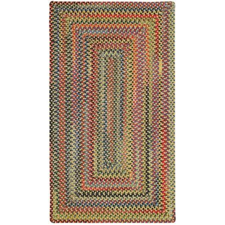 braided rugs walmart saybrook braided rectangle area rug walmart