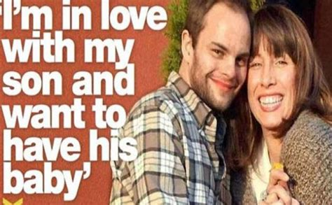 Weird But Not Incest Mother Wants To Marry Son And Have