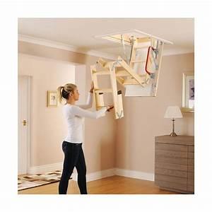 Escalier Escamotable Grenier : escalier de grenier keylite kenzai mat riaux cologiques ~ Melissatoandfro.com Idées de Décoration