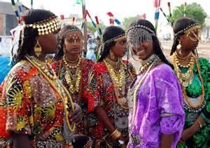 Africa Djibouti Afar Woman