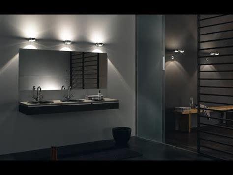 modern bathroom vanity lighting youtube