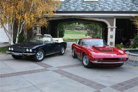 An Iso Grifo Makes The Cover Of