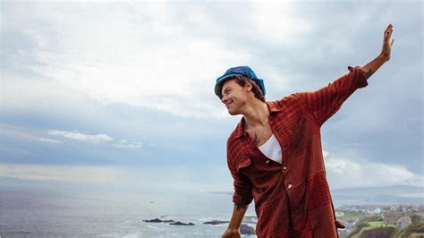harry styles takes sailor style  whimsical  heights   adore   video