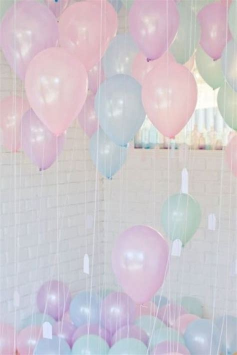 Edgars Summer Competition Pastels Pastel Balloons