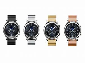 High Quality Stainless Steel Samsung Gear S3 Band  Classic