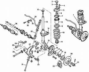 General Information - Suspension And Steering