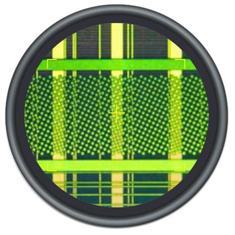 Integrated Circuit Inspection Microscopyu