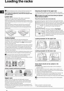 Dishwasher Photo And Guides  Indesit Idf125 Dishwasher