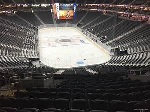 T Mobile Arena Section 120 Vegas Golden Knights