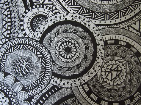coloring pages zendoodle zentangle printable adults bestcoloringpagesforkids