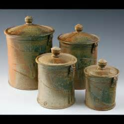 kitchen canisters pottery canisters kitchen search house pottery search and