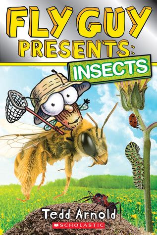 fly guy presents insects scholastic reader level