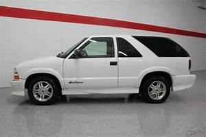 2002 Chevy Blazer Xtreme 4 3l V6 Rare 5 Speed Manual