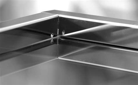 box doccia inox box doccia in acciaio inox e cristallo calibe